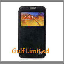 HOCO Luxury Genuine leather phone case for Samsung galaxy S5