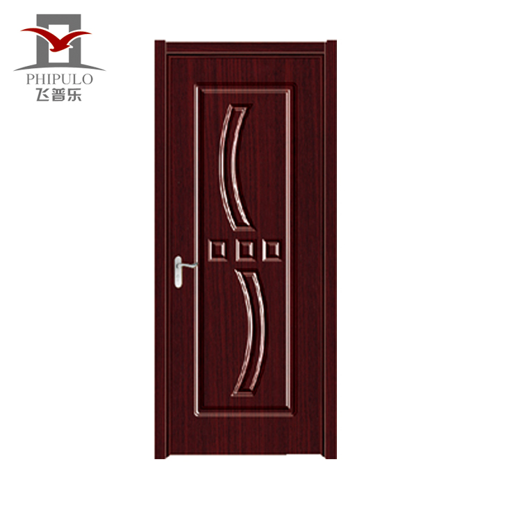 Phipulo Newest promotional standard size mdf pvc bedroom door