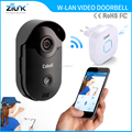 Patent Design Best Selling Support Motion Alarm 720P Smart Home wireless intercom with door release