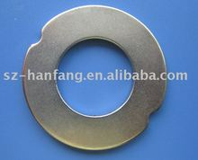 n45 large ring neodymium magnet for audio equipments