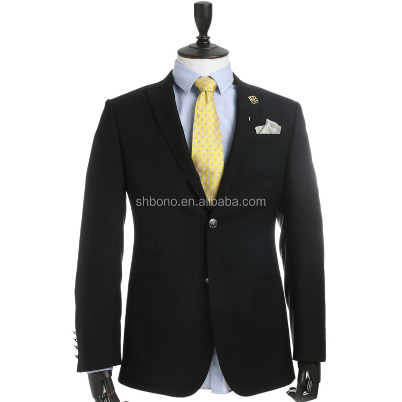 New arrival tailored suits for men With CMT price