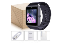 Bluetooth Smartwatch GT08 Smart Watch for iPhone 6/puls/5S Samsung S4/Note 3 HTC Android Phone Smartphones Android Wear