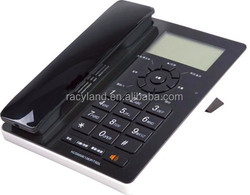 caller id telephone cdma desk phone