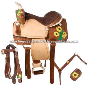 kids Horse Saddle set at sale price 100 USD