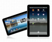 2012 newest dual core 7 inch tablet pc Android 4.0,1GB and 4GB,IPS Pixels 5 point touch HD