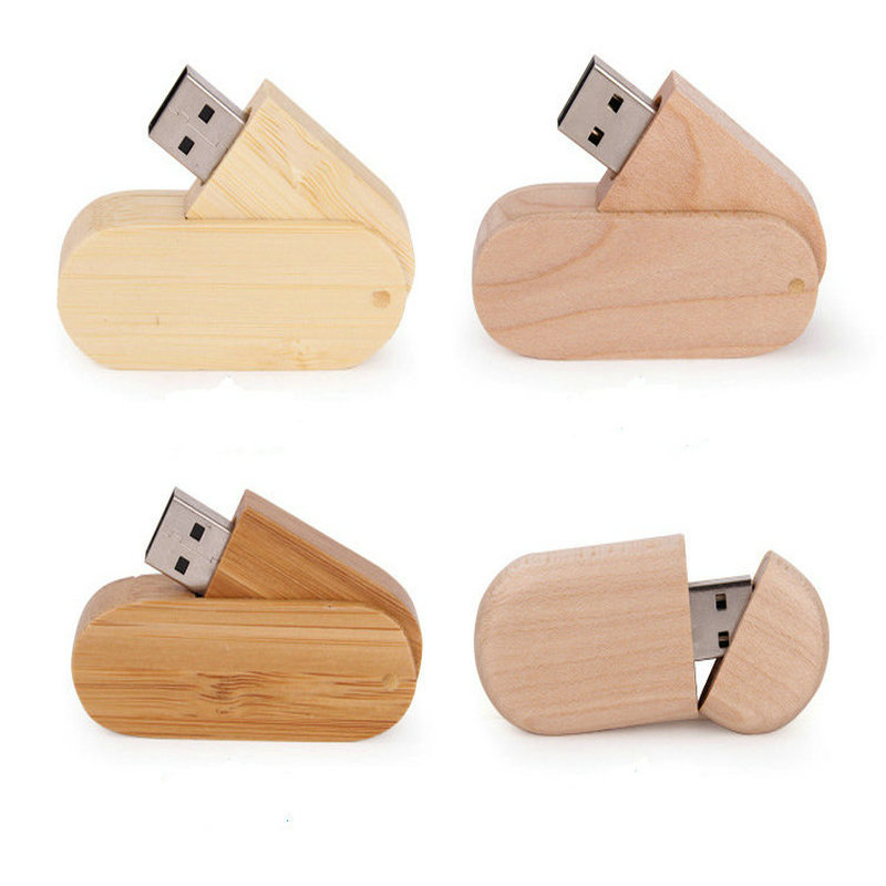 High Quality 4G 8G 16G 32G 64G Wooden USB Flash Drive