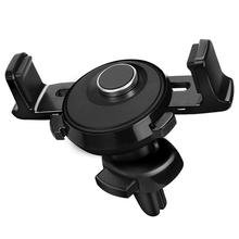 Electronics Universal Cell Phone Holder for Car Air Vent Mount Phone Holder Stand