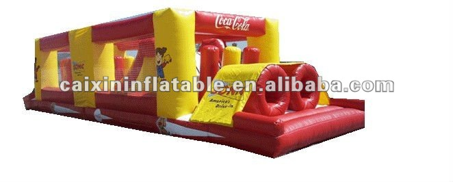 inflatable obstacle course combo inflatable jumping cheap course
