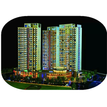 Residential building model for apartment ,architecture model maker