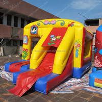 2014 China happy hop adult air bouncy inflatable castle for sale