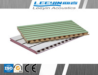 New type enviromental building construction materials of acoustic panel