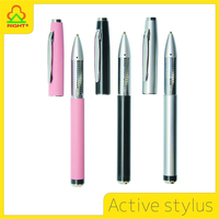 Active touch pen with AAA battery for iOS and android smartphone