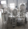 China Suppliers of Complete Restaurants Home 10hl Micro Beer Brewery / Brewing System
