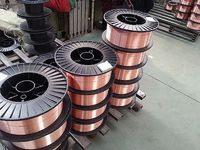 welding wire CO2 gas shielded welding wire factory / used mig welders for sale