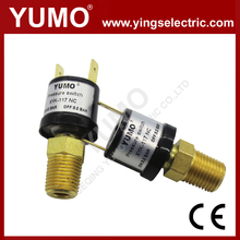 YUMO XYK-114 117 oil water air automatic differential Pressure control adjustable Pressure switch