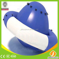 Hot seller lake inflatable water games, inflatable ufo,adult games water inflatable