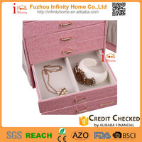 Professional Design Ornamental Jewelry Boxes