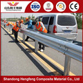 First-rate Hot-dipped Galvanized Highway Guardrail in Stcok