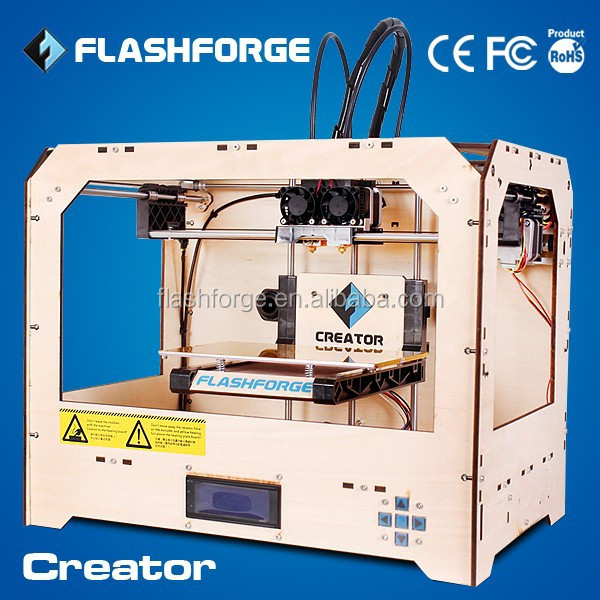 FLASHFORGE high quality and resolution simple dlp 3d printer