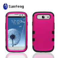 for samsung galaxy s3 cellphone case wholesaler