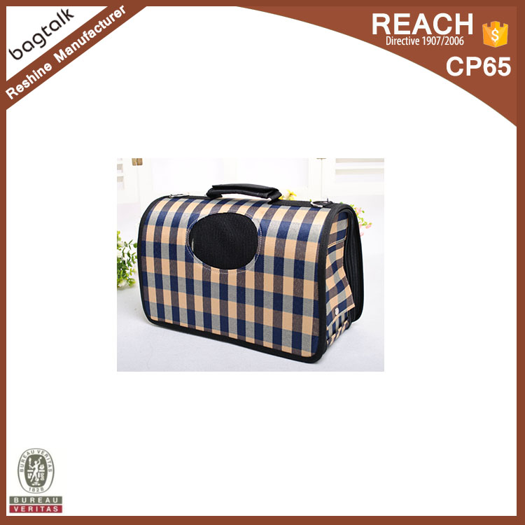 PB0101 Pet Bag Carry Dog Carrier Bag Polyester Material