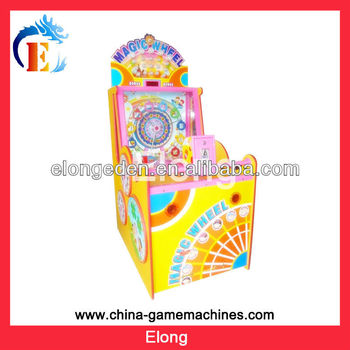Indoor amusement maximum tune arcade game machine