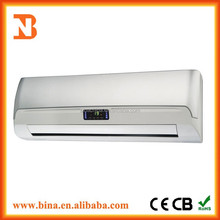 High Temperature Slimline Electric Wall Heaters With Display