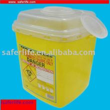 recycling containers Medical Disposal bin Sharp disposal safe