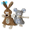 Rabbit Shape Corduroy Dog And Cat