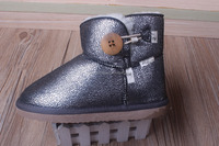 kids fashion PU boot