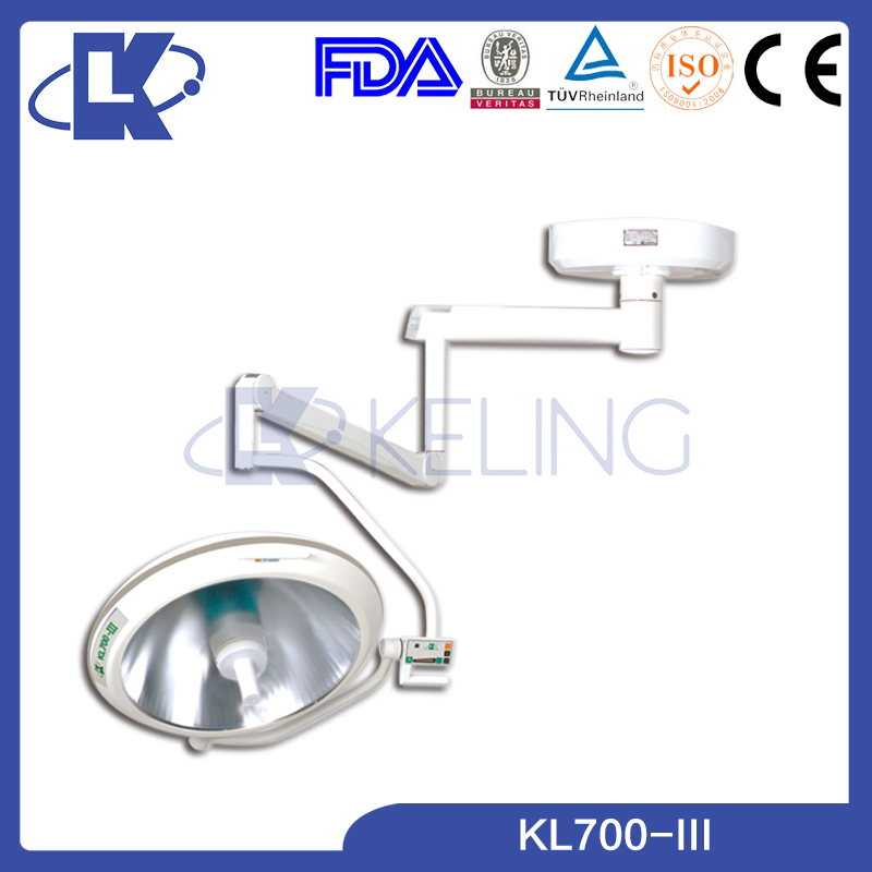 Canton fair best selling product Hospital equipment Surgical clinic ceiling type lamp