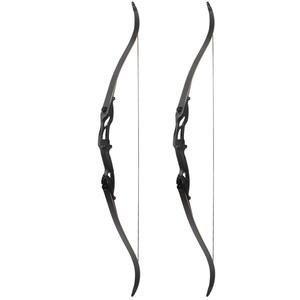 F179 archery Fishing Aluminum riser Draw weight 40-50lb recurve bow