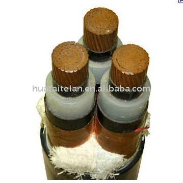 Medium Voltage Cable Steel Tape/Wire armoured XLPE insulated PVC sheath Electrical Cable