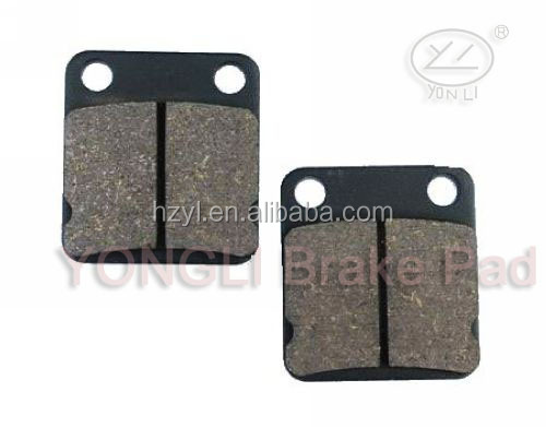 Front sintered brake pads for YAMAHA YFM 350 L Big Bear 99 &YFM 350 FAS/FAT/FAV Bruin 4x4 04-06