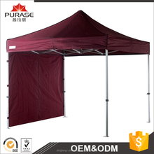Hot selling high quality waterproof easy up durable aluminum frame canopy gazebo beach tent
