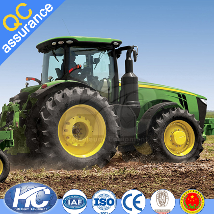 Best Selling Fast Delivery EPA Farm Tractor with Air Conditioner