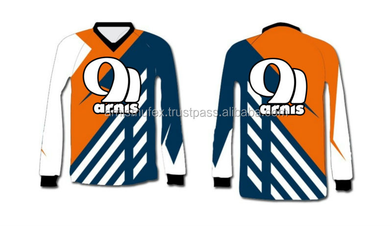 Cheap Custom sublimation MX motocross gears/kit/Jersey/wear