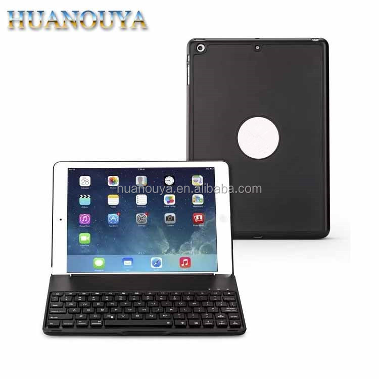 Factory price wholesale OEM tablet bluetooth keyboard case for new iPad 2017