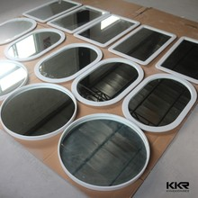 Various Design High Ending Bathroom Mirror With Stone Frame