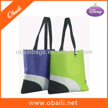600 Denier Polyester Tote Bag/Eco Convention Tote Bag /Shopping Bag