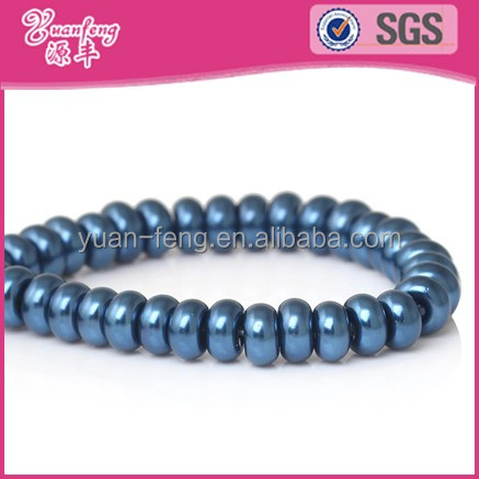 2017 hot wholesale mixed round glass imitation pearls beads treasure beads for jewelry making