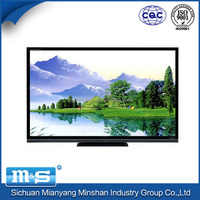 Minshan 70 inch lcd display panel, lcd tv