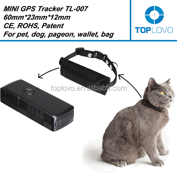 Light weight waterproof bird pet gps tracker