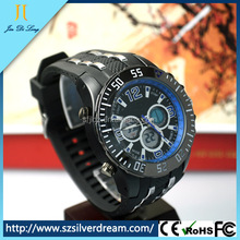 China Electronic waterproof color sport men watches