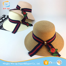 Winup ladies many color beach sun protection hat denim hats to decorate