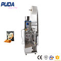 304 stainless steel automatic snacks packaging machines