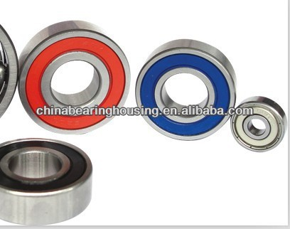 china manufacture supply all kinds of good quality deep groove ball bearings