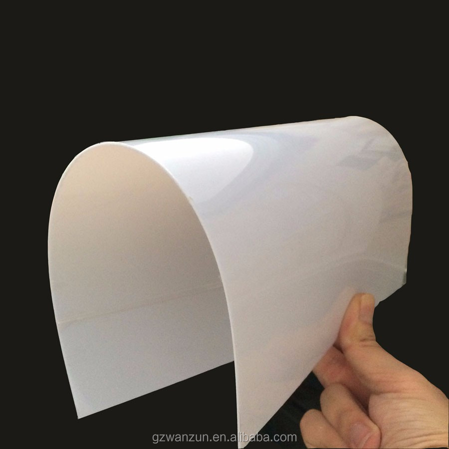 4x8 white rigid pvc sheet for furniture