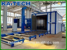 Kaitai blasting room portable sand blasting machine price
