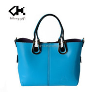 genuine leather luxury hangbags,korean bags,no brand real leather handbags
